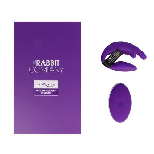 THE COUBLES RABBIT BY WE VIBE LILA CONTROL REMOTO (6)